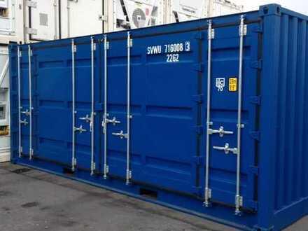 Günstige Container - Lagerflächen