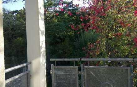 Vermiete schöne Studiowohnung mit Panoramablick, ruhig gelegen und nah am Puls der Stadt