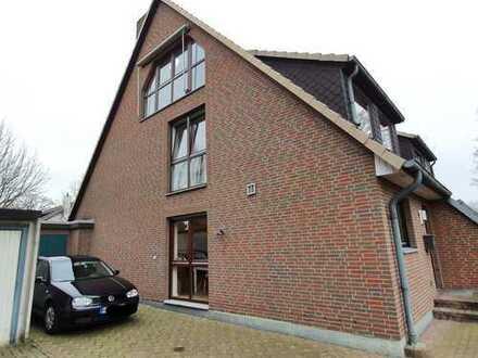 Stilvolle Doppelhaushälfte 3-4 Zi. in Alt-Borgfeld