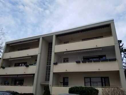 Vollständig renovierte 3-Zimmer-Wohnung mit Balkon in Weinheim