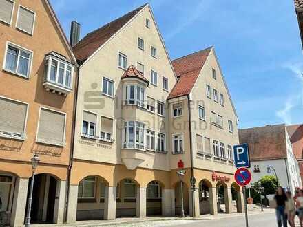Wohnen im Zentrum von Neresheim!