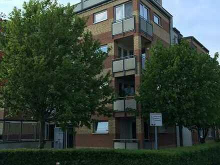 Helle, gepflegte 2-Zimmer-Erdgeschosswohnung mit Terrasse in Göttingen-Geismar