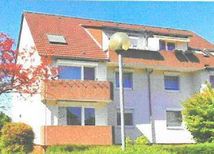 Neuwertige 3-Zimmer-Erdgeschosswohnung mit Balkon in Braunschweig