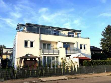 Helle 3-Zimmer Eigentumswohnung mit großzügigem Balkon und Tiefgarage - Bj. 2008