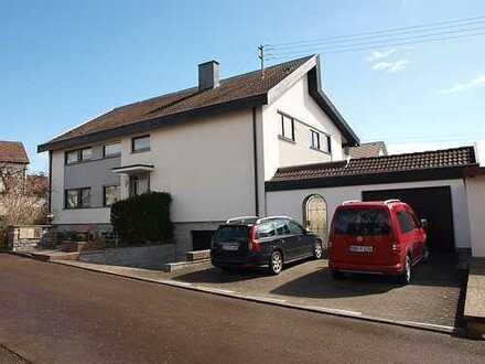 Ideal für Familien - großzügige 4,5-Zimmer-Wohnung in Giengen, Ortsteil Hohenmemmingen