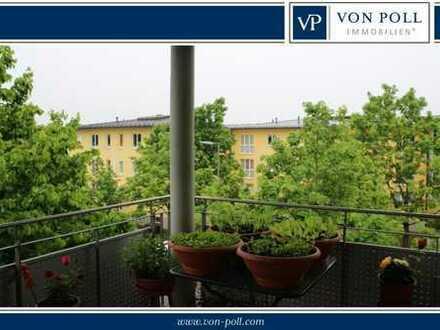 KAPITALANLAGE: Dachgeschosswohnung in Obermenzing