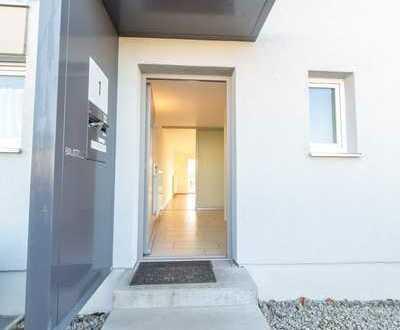 Schönes Haus mit fünf Zimmern in Karlsruhe, Neureut