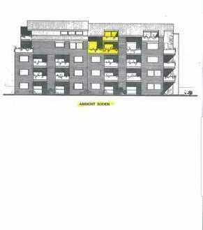 Gepflegte Wohnung mit zweieinhalb Zimmern sowie Balkon und Einbauküche in Oldenburg (Oldb)
