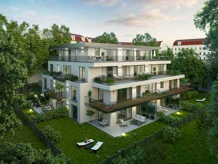 """LUXURY: EG-Wohnung """"JOAO"""" - Süd-West-Wohnung mit Garten - TOP Lage"""