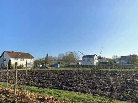 """""""Sonniges Wohnen in ruhiger und beliebter Randlage."""" Moderne DHH in Marbach"""