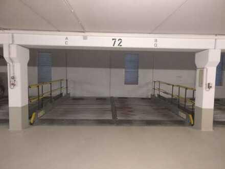 Tiefgaragenstellplatz (Duplex) in Milbertshofen, zu vermieten
