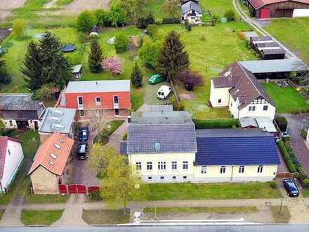 Seniorenresidenz mit 10 Zimmern, 1 Apartment sowie extra Wohnung zu verkaufen