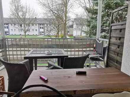 WG Zimmer mit Balkon und ruhige Gegend