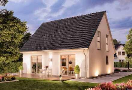Familienhaus mit praktischem Grundriss von Town & Country Massivhaus Unna