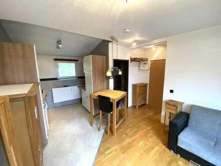 Möblierte 28qm 2 Zimmer Dachgeschosswohnung in Heilbronn Neckargartach