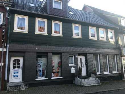 Stadthaus im Zentrum von St. Andreasberg