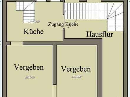 17m² Zimmer in 4er WG, Studenten - Campus Steinstraße