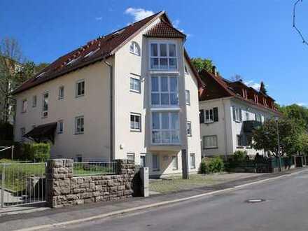 Wohnung mit Terrasse in sonniger Wohnlage Meiningens !
