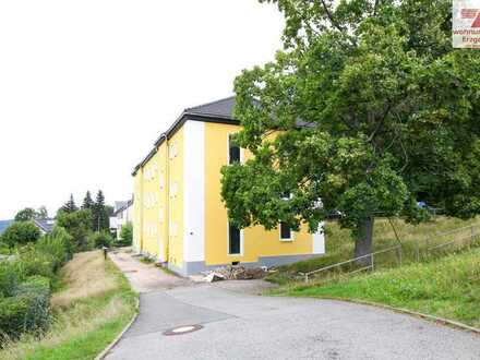 Erstbezug! 2-Raum-Wohnung mit Balkon und Panoramablick in Bad Schlema