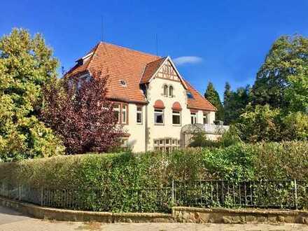 Historische Jugendstilvilla am Harrl