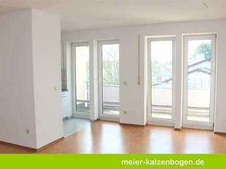 Apartment mit Küche, Balkon und Tiefgarage in IN-West
