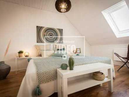 Maisonettewohnung im Zentrum von Schwelm - komplett modernisiert -