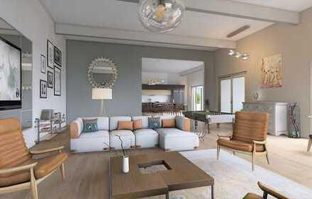 Moderne 4 Zi Luxus-Penthousewohnung mit XXL Terrasse und Balkon *Neubauprojekt*