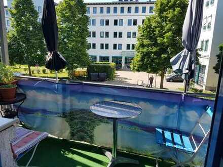 Geräumige 3-Zimmer-Wohnung mit Balkon in Innenstadt