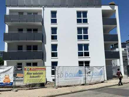Erstbezug mit grosser Terrasse: schöne 3-Zimmer-Penthouse-Wohnung in Lahr/Schwarzwald