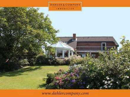 Landhaus mit Pferdekoppel und unverbaubarem Weitblick