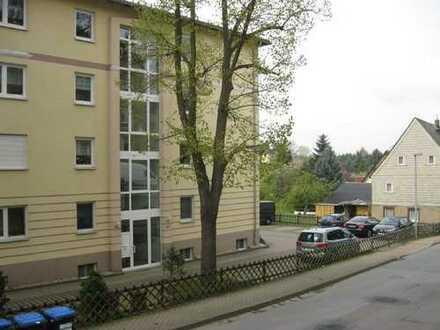 Hier will ich wohnen ! 2-Zimmerwohnung mit Terrasse und Stellplatz