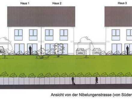 Baubeginn erfolgt - Doppelhaus-Neubau in Sonnenlage