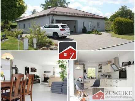 Ihr neuwertiges Einfamilienhaus im Bungalowstil in Neustadt / Sachsen