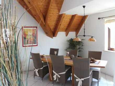 Top ausgestattete 3,5-Zimmer Maisonette mit Panoramablick