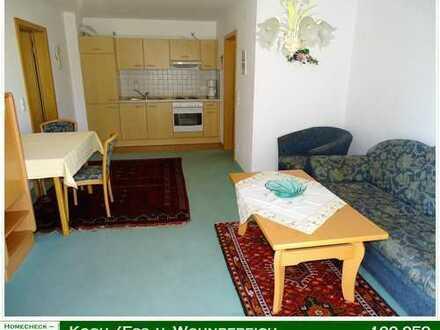 helle und gepflegte 2-Zi-Etagenwohnung in Zentrumsnähe