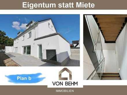 von Behm Immobilien - Plan B - Eigenheim statt Miete