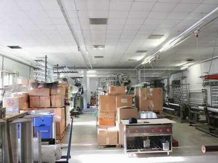 Gewerbehalle mit ca. 300 m² Nutzfläche