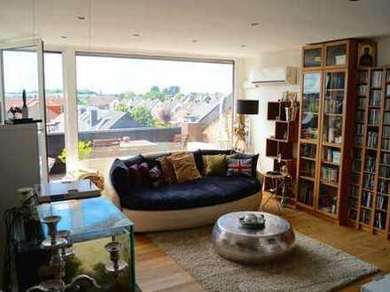 Wunderschöne sanierte Wohnung mit Weitblick