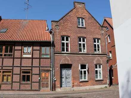 1-Zimmer-Wohnung direkt in der Lüneburger Innenstadt