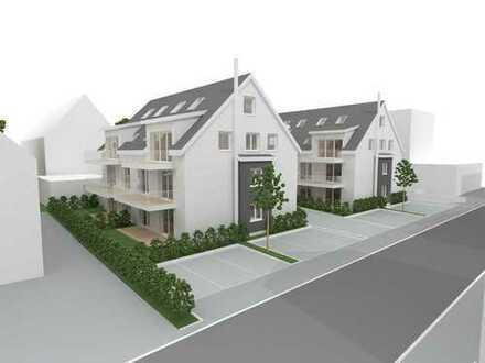Schöne drei Zimmer Wohnung in Leonbergs Zentrum in einer ruhigen Nebenstraße gelegen.