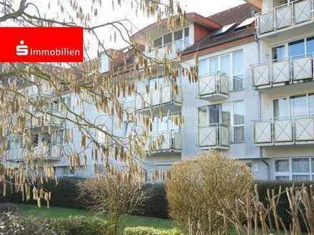 Für Kapitalanleger: Großzügige, zentrale und helle 2-Zimmer-Maisonette-Wohnung