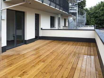 Moderne 4-Zimmer-Wohnung mit großer Terrasse, Lift und Tiefgarage