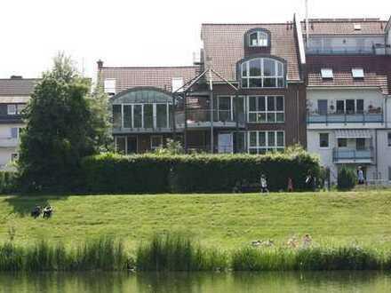 Super schöne zwei Zimmer Wohnung im Buntentor, direkt am Werdersee!