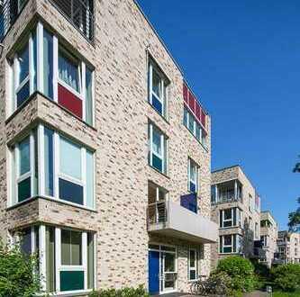 Moderne großzügige 2-Zimmer-Erdgeschoss-Wohnung an der Alster!