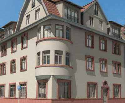 Sehr gepflegte (2004 hochwertig kernsaniert) drei Zimmer Maisonettewohnung in Ludwigshafen am Rhein