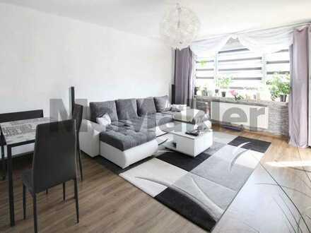 Ohne Käuferprovision: Bewohnte Etagenwohnung in beliebter Düsseldorfer Wohnlage