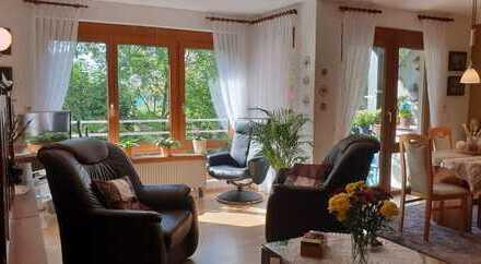 3-Zimmer-Wohnung mit Balkon und Einbauküche in Heidelberg