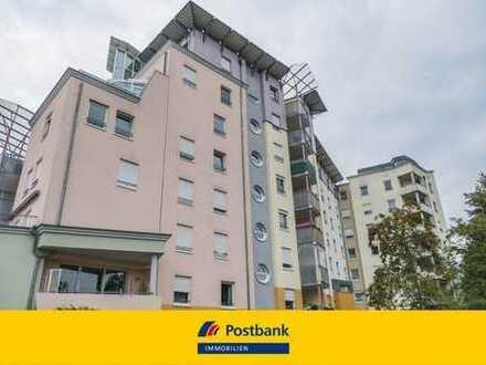 Attraktive 4-Zimmer-Wohnung mt Balkon am Stadtrand