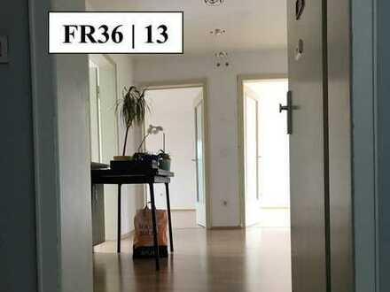 zentrumsnahe 2-Zimmerwohnung mit Balkon ab sofort