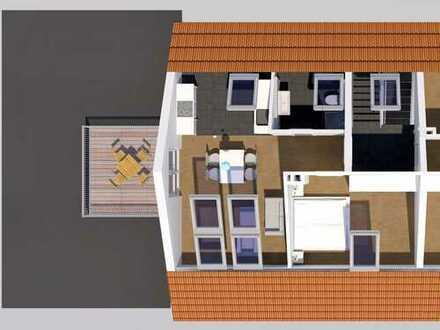 5 WE - 2ZIK /Eigentumswohnung mit Dachterrasse